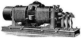 Photo of early Bushdynamo